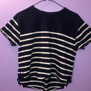 Tops - Forever 21 striped tee